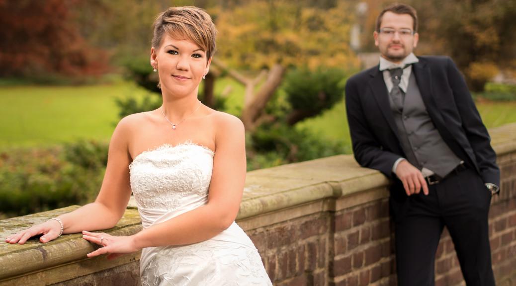 Hochzeitsshooting mit Sarah und Jonas