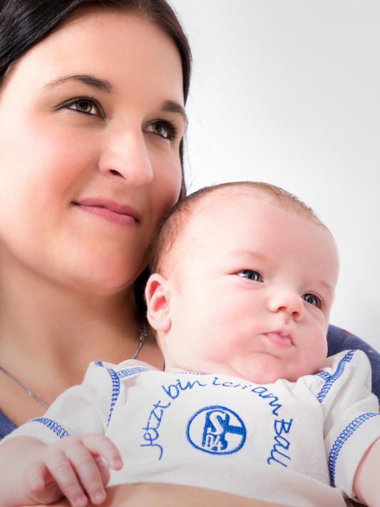 Baby Mutter 1