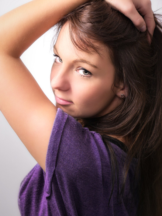 Studiofotografie Portrait