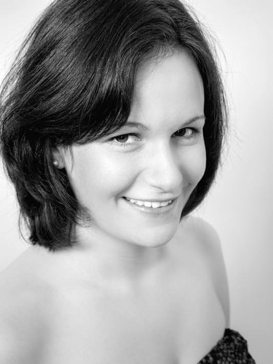 Studiofotografie Portrait SW